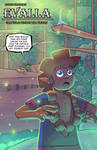 Evalla Test Comic Page 1 by Ziggyfin