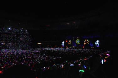 Coldplay@PARIS-SDF by SnowPinappleYeah