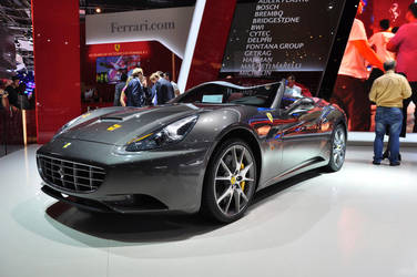 Ferrari California 30 by SnowPinappleYeah