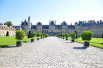 Fontainebleau by SnowPinappleYeah