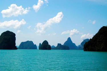 Thailand by SnowPinappleYeah