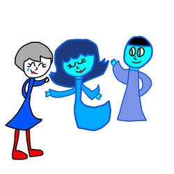Roestella finally meets her parents by DestinyNazario