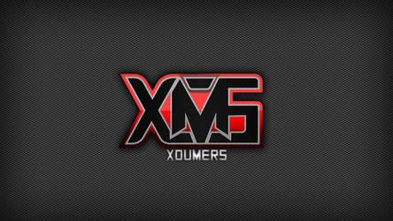 Xoumers Logo by firstQuxera