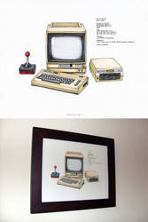 Commodore 64 by Sheharzad-Arshad