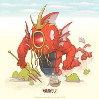 Magikarp Super Evolve by Sheharzad-Arshad