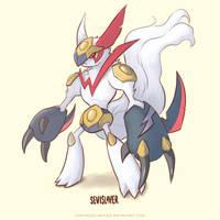 Zangoose Super Evolve by Sheharzad-Arshad