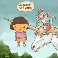 Unicornio by Sheharzad-Arshad