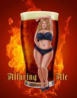 Alluring Ale by dragynsart