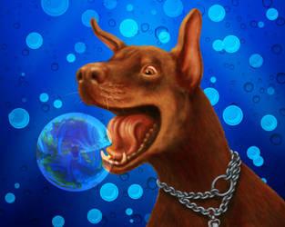bubble pop by dragynsart
