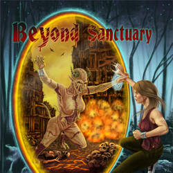 Beyond Sanctuary by dragynsart