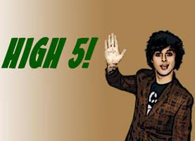 High 5 by PandaGreen