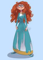 Merida by sketchbagel