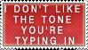 Tone Stamp by Faroreswind159