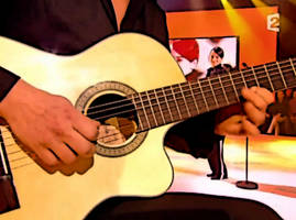 Bonita's Guitar by crazytux