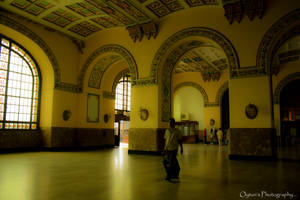 Haydarpasa and Passengers by crazytux