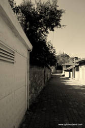 Old Street of Bilecik by crazytux