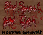 Blood, Sweat and Tiah illustration, take two by joseph-sweet