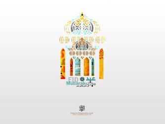 Eid Mubarak by MUSEF