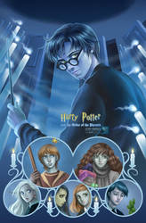 Harry Potter vol. V : OOTP by daekazu