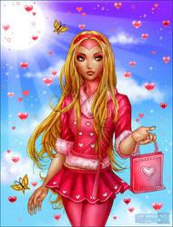 Pink Sugar: Absolutely Pink by daekazu