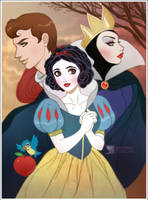 Snow White and the... by daekazu