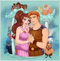 Hercules by daekazu