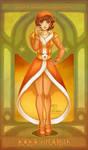 Rainbow Brite: Lala Orange by daekazu