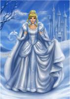 Cinderella by daekazu