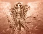 X-Men: The Last Stand: Phoenix by daekazu