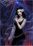 Midnight Blues by daekazu