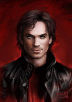 Damon by daekazu