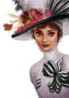 My Fair Audrey by daekazu