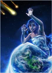 Dying Earth by daekazu