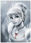 Frozen Girl by daekazu