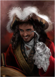 Captain Hook: Killian Jones by daekazu