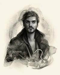 Captain Hook by daekazu