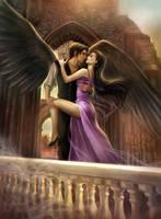 Dance with the Angel by daekazu