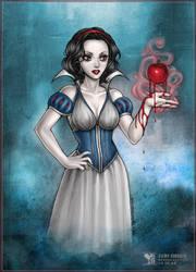 Snow White by daekazu