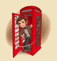 Doctor Who by daekazu