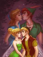 I love you Peter... by daekazu
