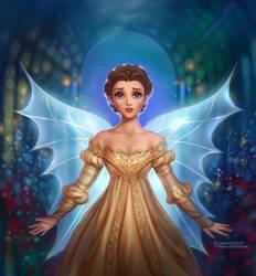 Ever After: A Cinderella Story by daekazu