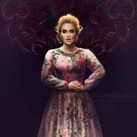 Adele: Send My Love by daekazu