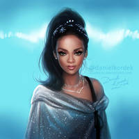 Rihanna: This Is What You Came For by daekazu