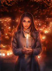 All Saints Day by daekazu