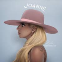 Lady GAGA: Joanne by daekazu