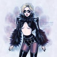 Lady GAGA: Grammys by daekazu