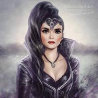Once Upon a Time: Regina by daekazu