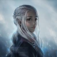 Daenerys: Mother of Dragons by daekazu