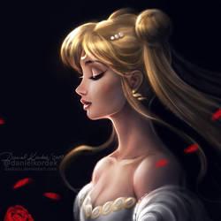 Sailor Moon: Serenity by daekazu