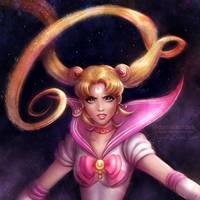 Sailor Moon: Make Up by daekazu